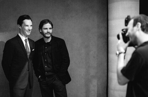 The Fifth Estate photoshoot