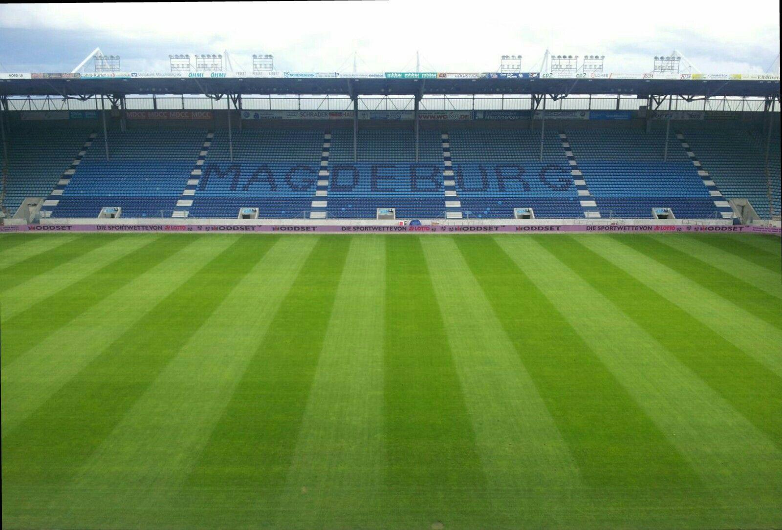 1. FC Magdeburg MDCC-ARENA FCM
