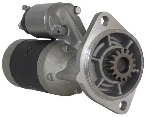 12V 15T Cw Osgr Starter Motor Fits Mustang Engine 3T84 3TN82