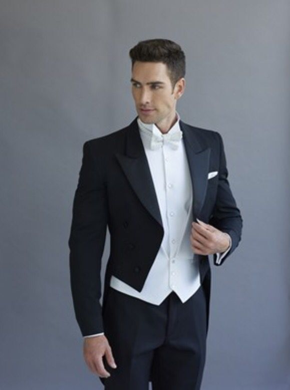 065d471d Peppers formal wear. White tie and tails. Suit Hire, Suits For Sale,