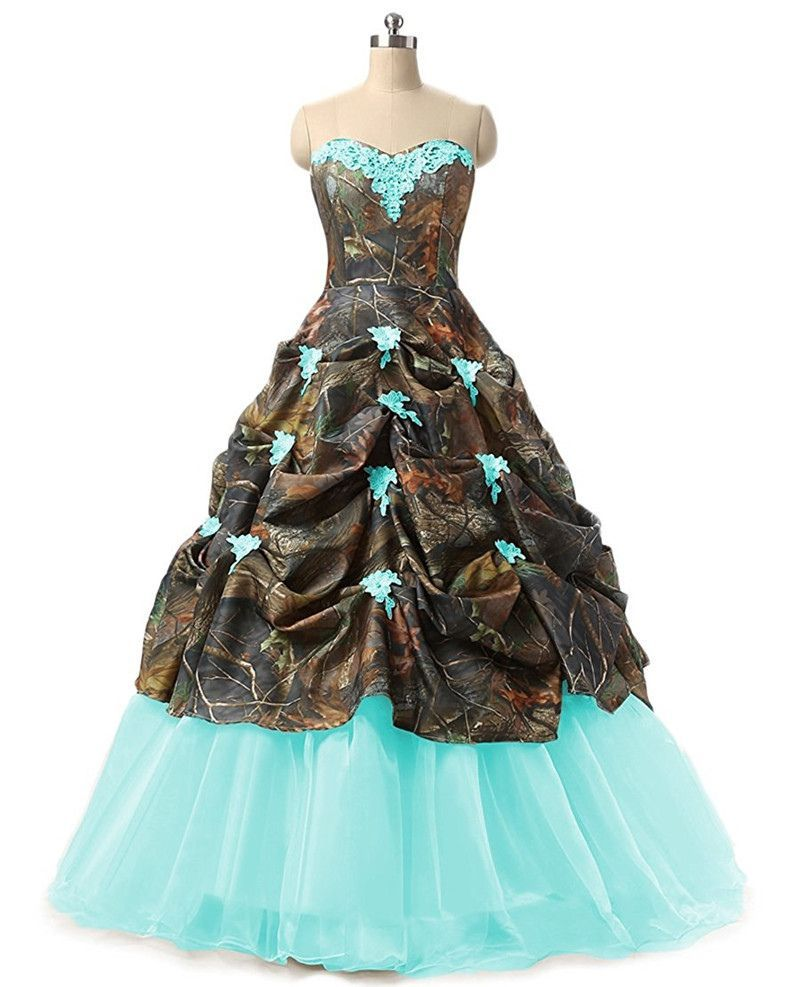 Blue camo wedding dresses   Blue Camo Wedding Dresses  Dress for Country Wedding Guest