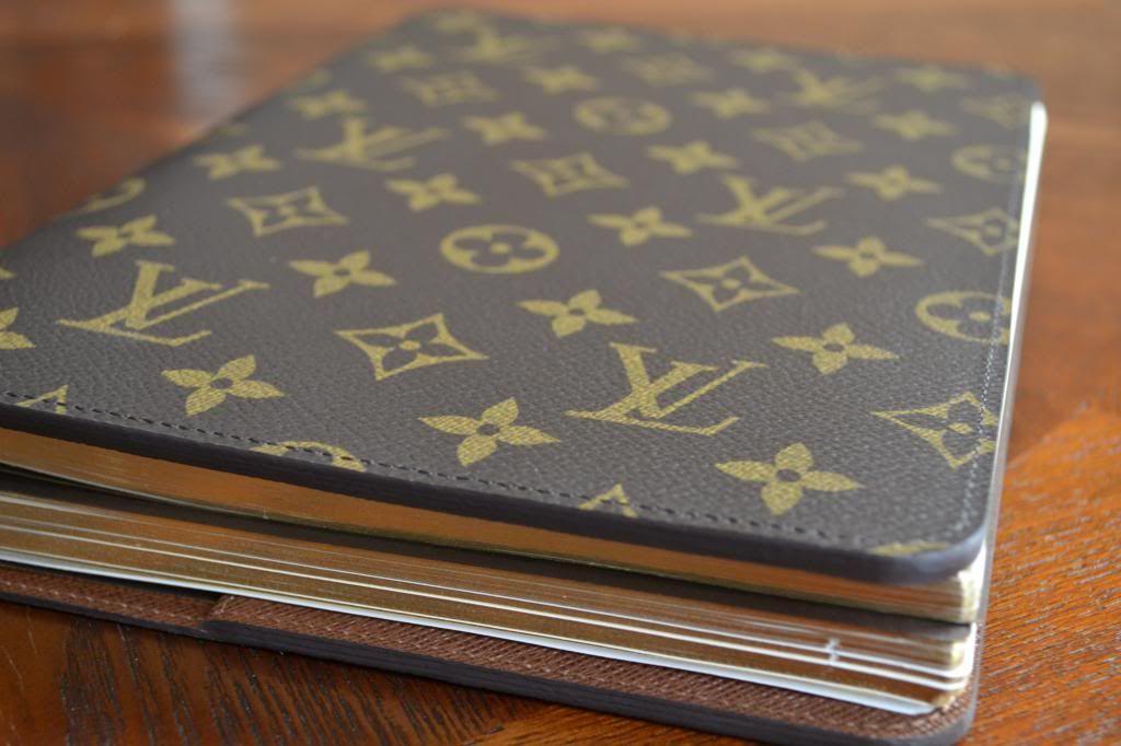 Louis Vuitton Desk Agenda Via The Club Page 209 Purseforum