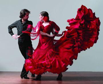 Bolívar y el flamenco