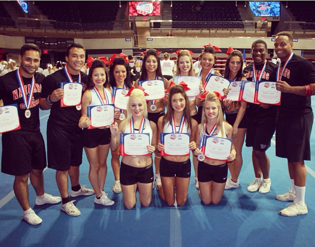 Navarro College All American 2014 2015 Cheer Skirts Cheer Famous