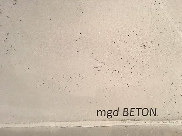 Beton Putz beton optik sichtbeton putz loft design wandgestaltung wände in