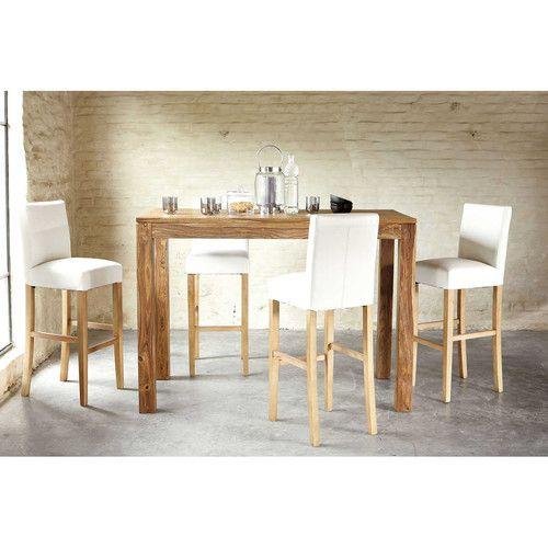 Table à diner haute stockholm sur maisons du monde découvrez un large choix de meubles de déco rangement fonctionnels et de rangement sur maisons du