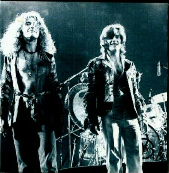 Robert Plant and John Paul Jones, Led Zeppelin
