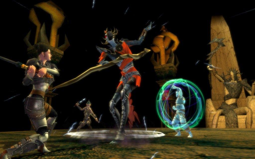 Eberron Soon Free To Explore In Turbine S D D Online Game Front D D Online Online Games Online