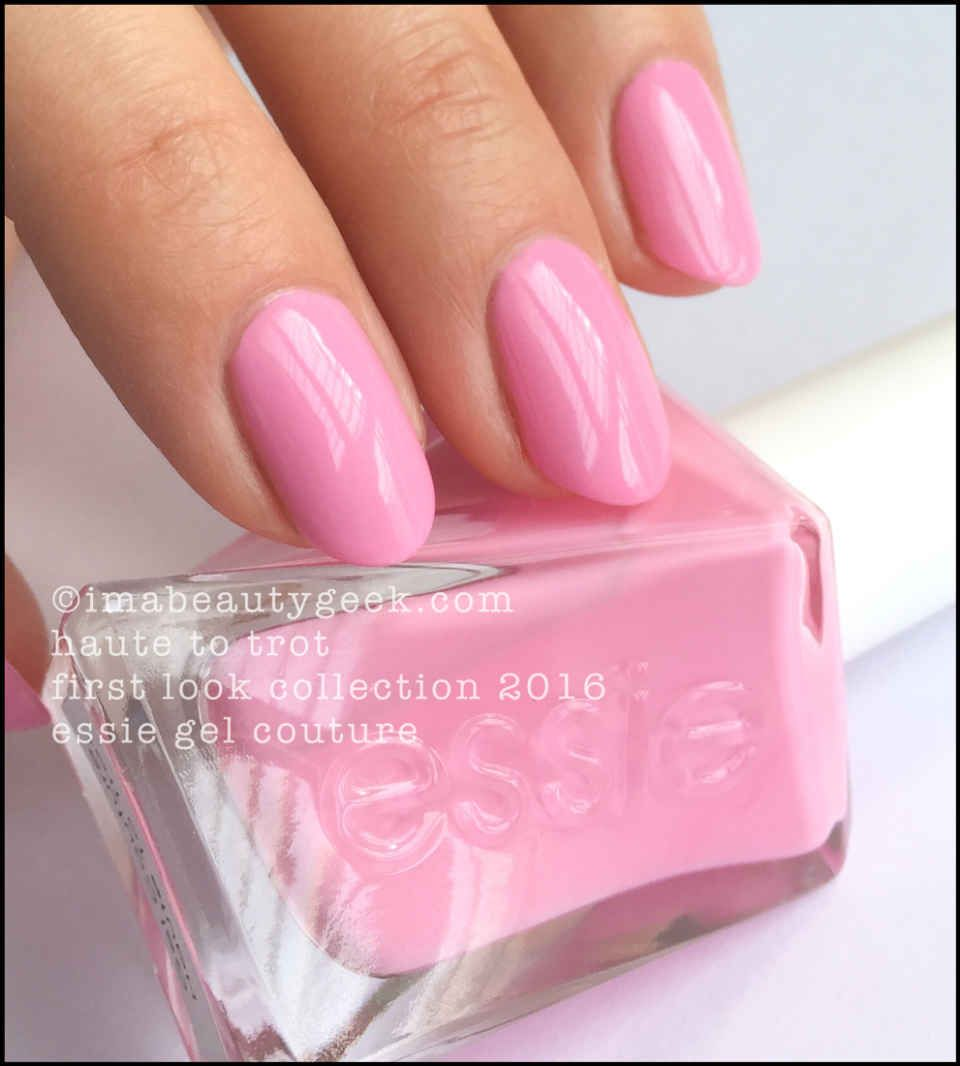 Essie Haute to Trot | girly stuff | Pinterest | Manicuras