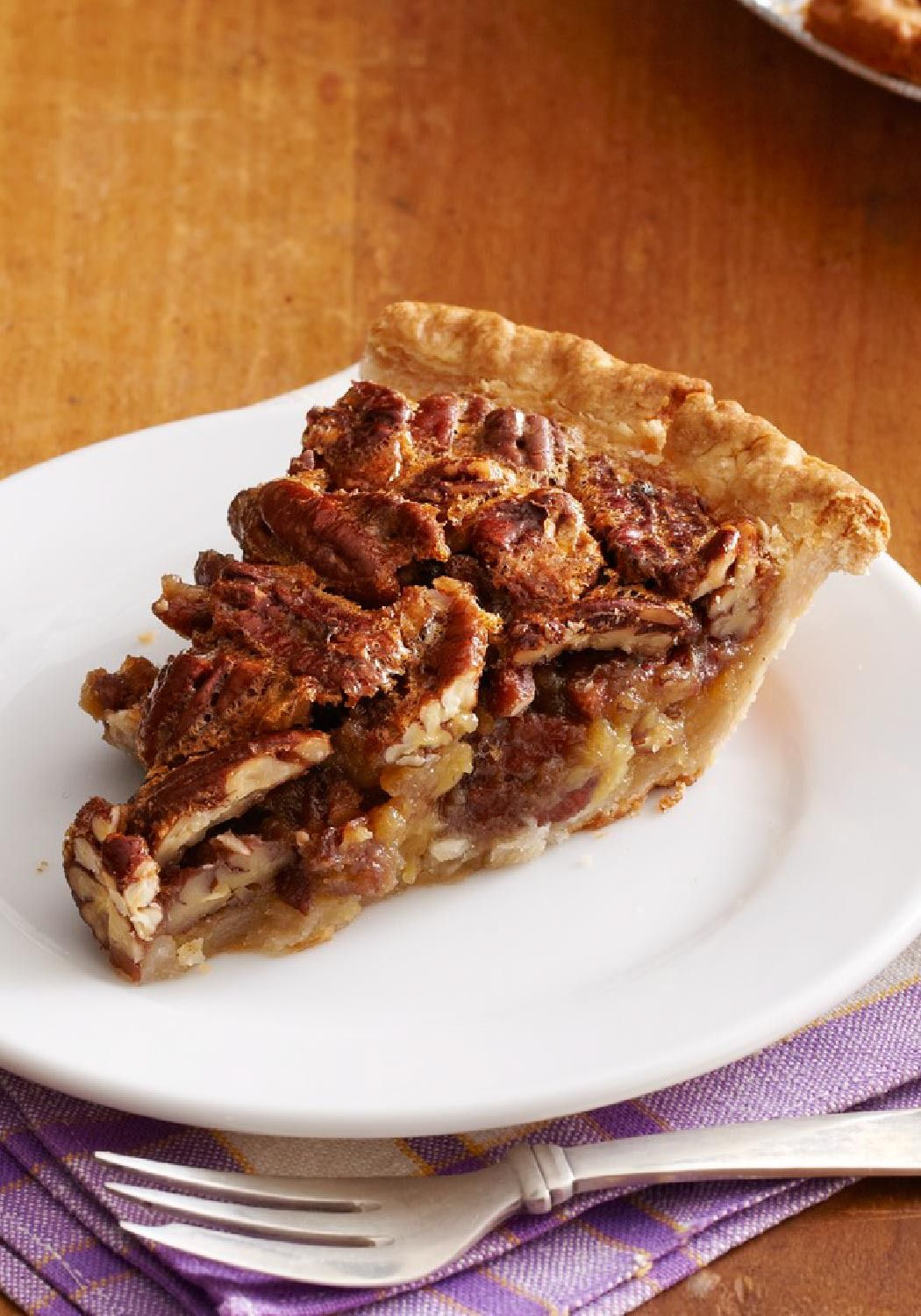 be546f2087635fef83f9f85d389267b8 - Better Homes And Gardens Southern Pecan Pie Recipe