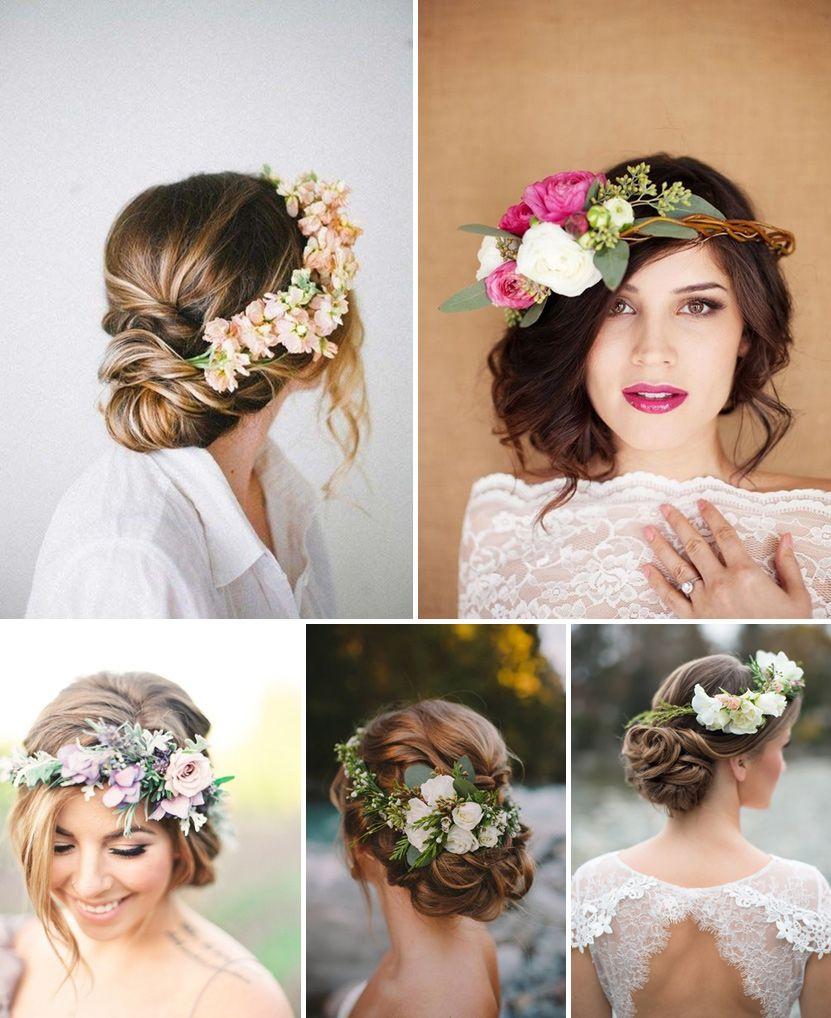 Kwiaty We Wlosach Slub Panna Mloda Wianek Welon 3 Bridal Makeup Wedding Attire Bridal