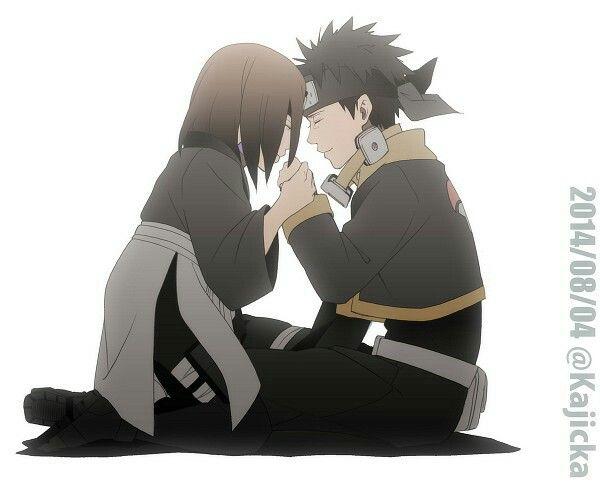 Obito & Rin   Anime naruto, Naruto, Naruto images