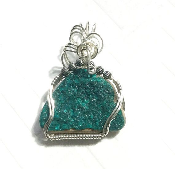 Dreamy dioptase crystal pendant dioptase pendant sterling silver dreamy dioptase crystal pendant dioptase pendant sterling silver dioptase pendant blue green druzy aloadofball Choice Image