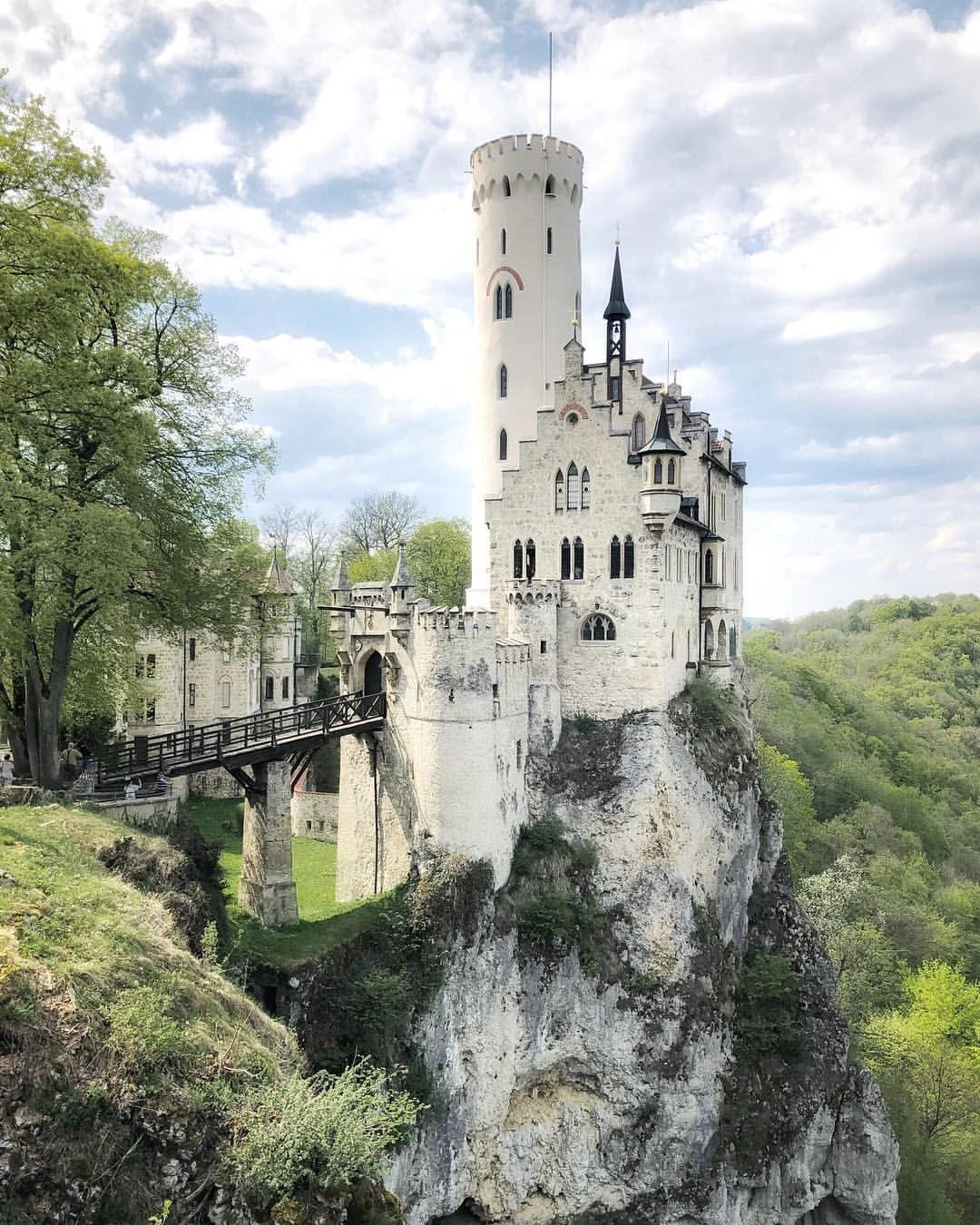 Liechtenstein Castle Europe Travel Destinations Europe Travel Places To Visit