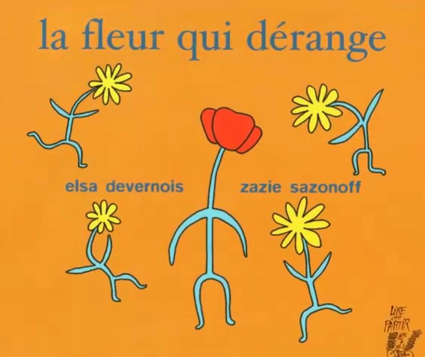 la fleur qui dérange - une famille dys-fférente | 1 dys dans ma
