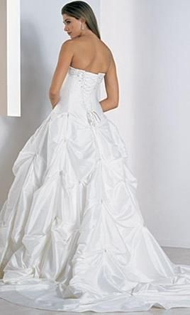 ca49e3056c3 Alfred Angelo 1963 wedding dress currently for sale at 66% off retail.