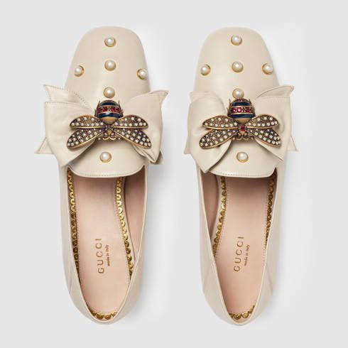 Photo of Loafers & Moccasins | Women's Shoes | Gucci AU