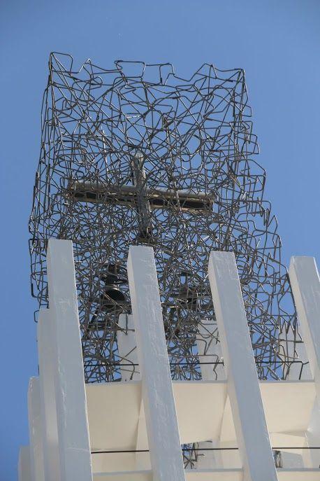 #church #architecture #Madrid #hunterdouglas