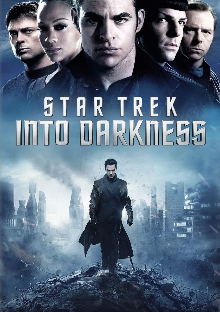Star Trek Into Darkness Movie Review Star Trek Into Darkness Watch Star Trek Star Trek Movies