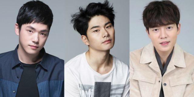 Son Seung Won: [Orion's Daily Ramblings] Kim Jung-hyun, Lee Yi-Kyung And