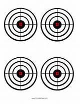 Bullseye Targets