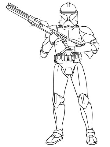 Fascinating Boba Fett Coloring Sheets for Star Wars Enthusiasts...