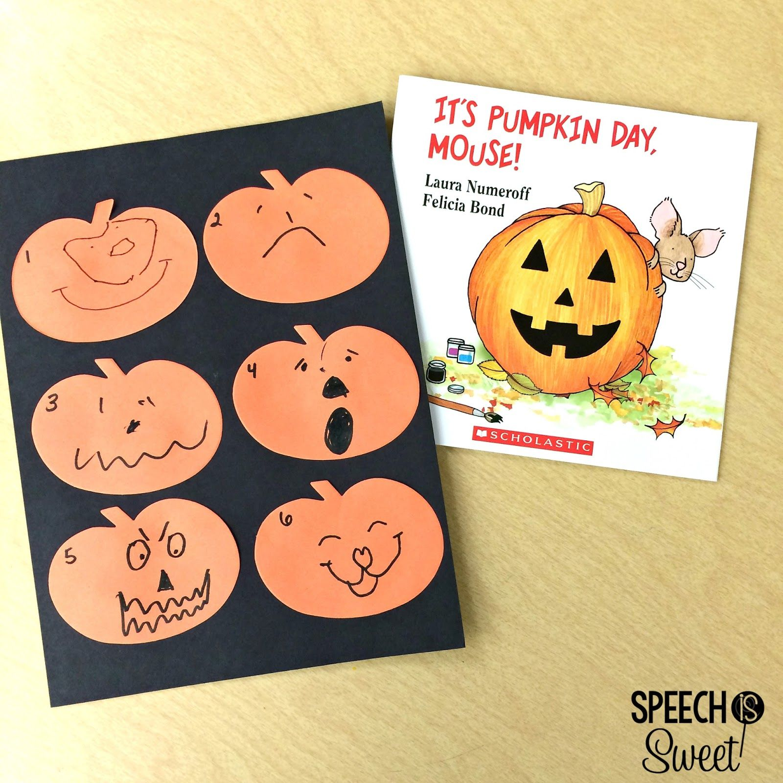 It S Pumpkin Day Mouse Ideas And A Craft