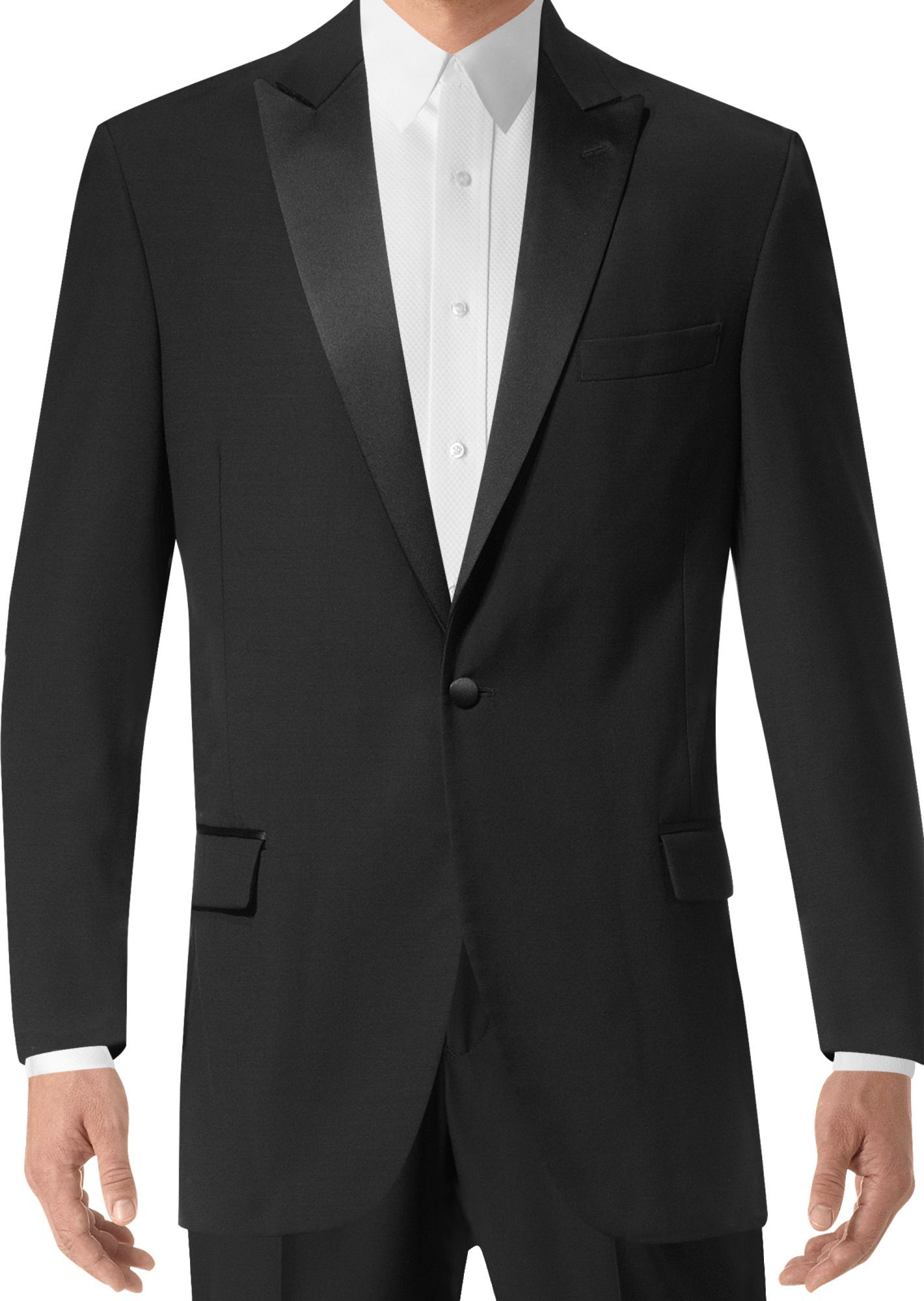 I just created the perfect tuxedo look with Build A Tux from Men\'s ...