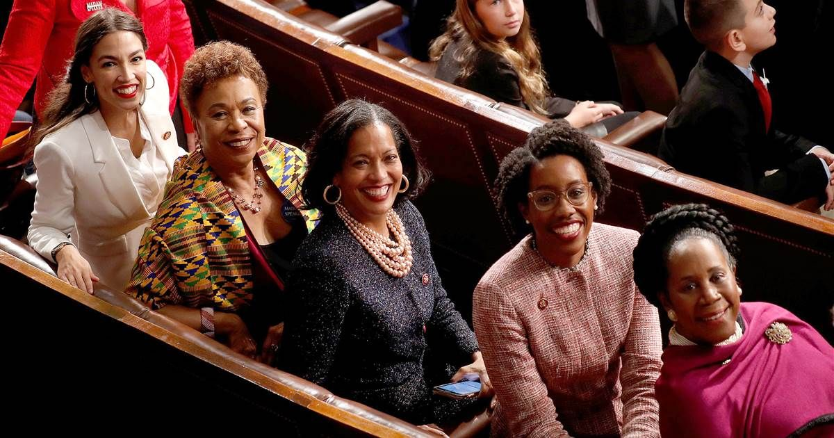 A day of historic firsts in Congress Swedish women