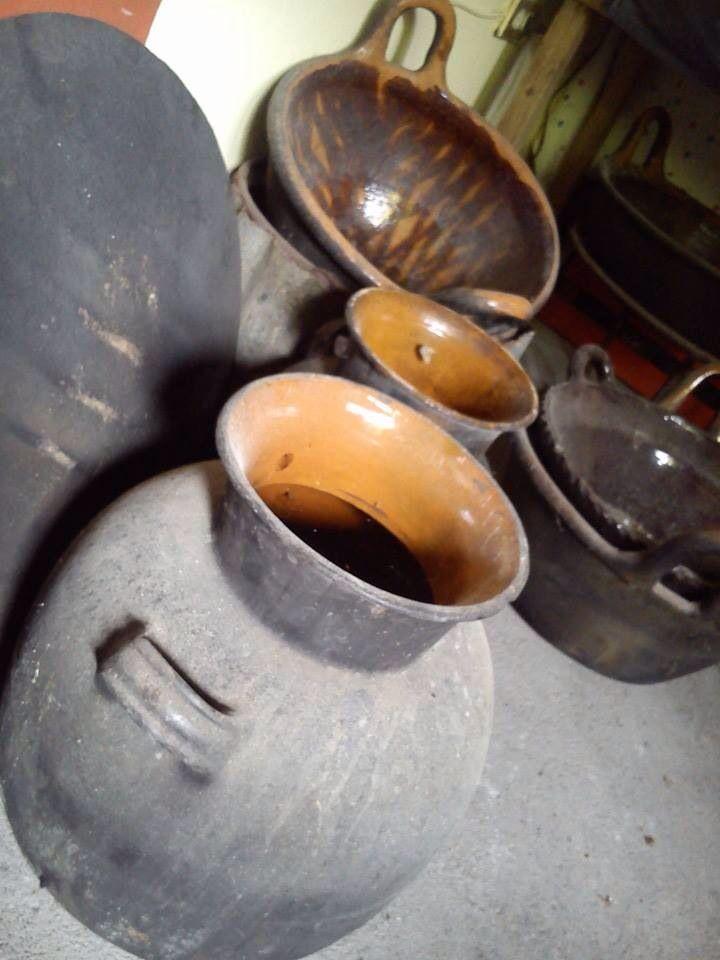 Hoyas y cazuelas tradici n oaxaquena cocinar en hoyas de - Hoya para cocinar ...