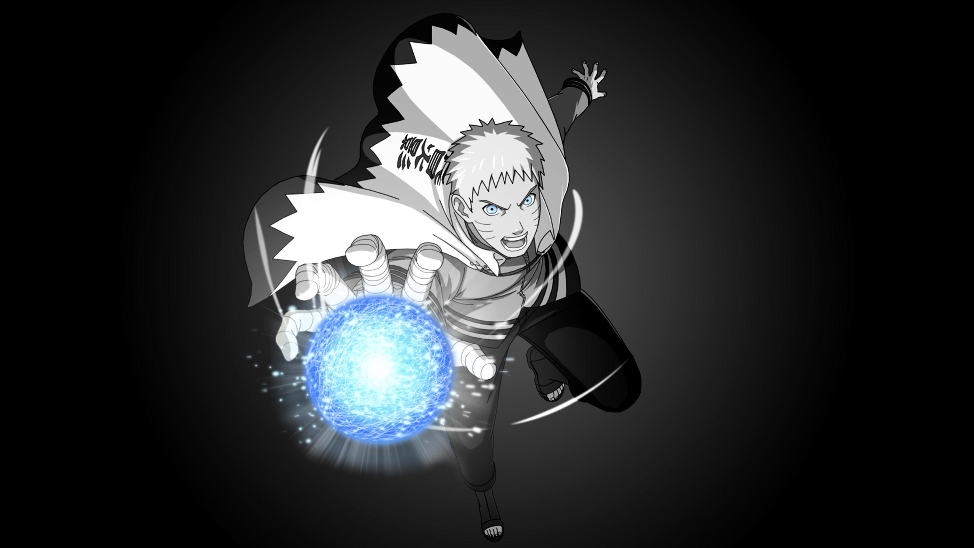 Naruto Dark Wallpaper 4k Gallery Dengan Gambar