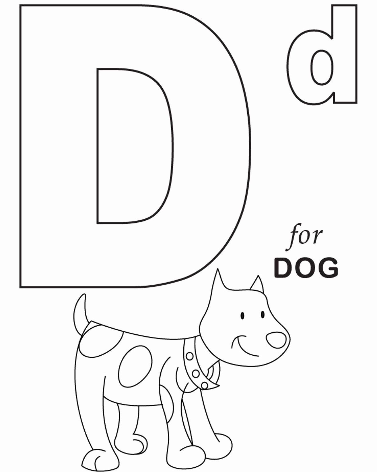 Alphabet Coloring Book Printable Awesome Coloring Pages Coloring Alphabet For Dog Printable Letter In 2020 Abc Coloring Pages Abc Coloring Alphabet Coloring Pages