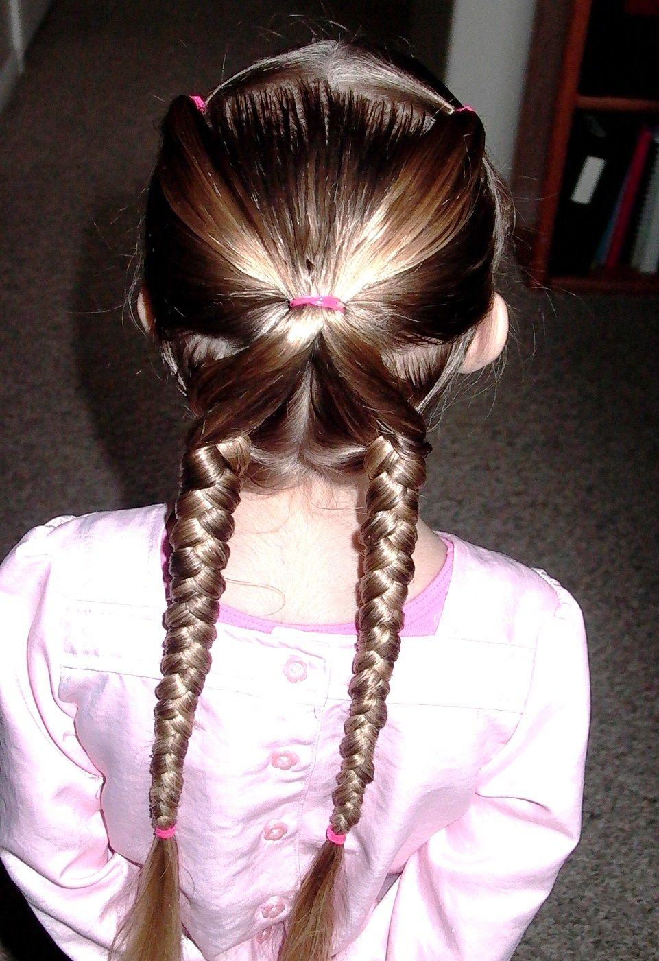 Little girlus hairstyles cute and easy braid hairdo min x