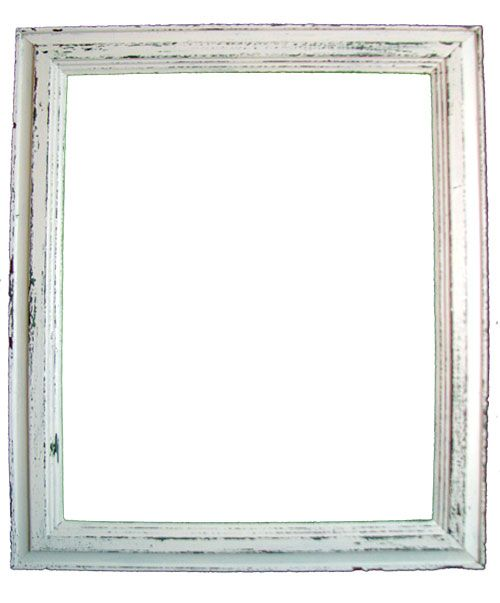 Diy distressed frame other tutorials on this site for Diy fabric picture frame
