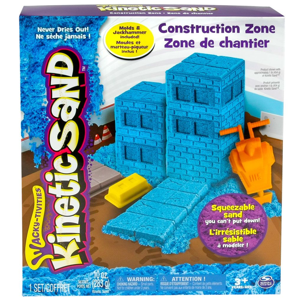 Sand! sand, Construction, Brick molding