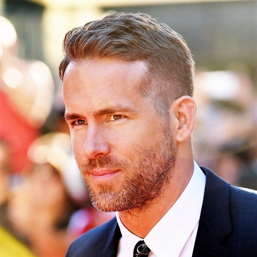 Ryan Reynolds Hairstyle Ryan Reynolds Haircut Ryan Reynolds Hair Hair And Beard Styles