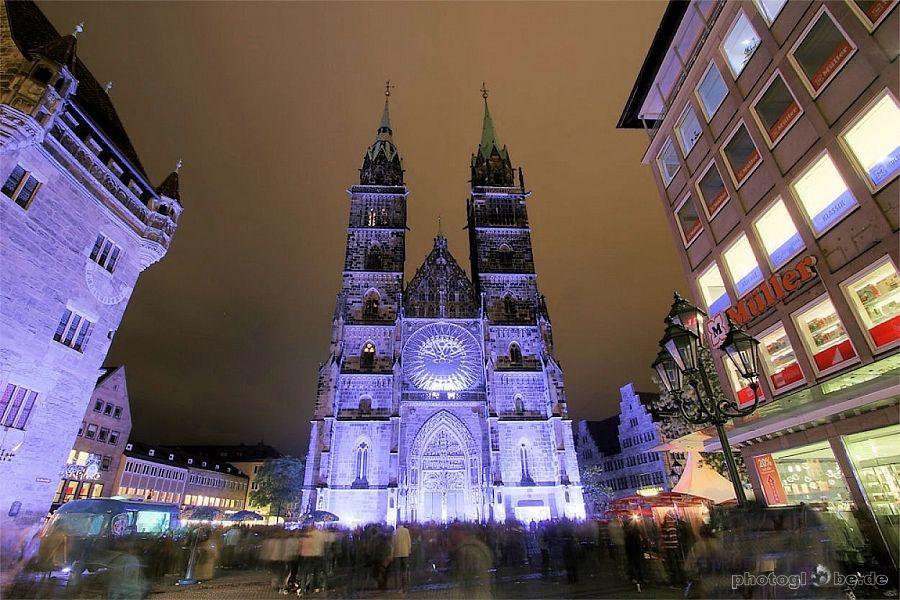 Nuernberg - Lorenzkirche2