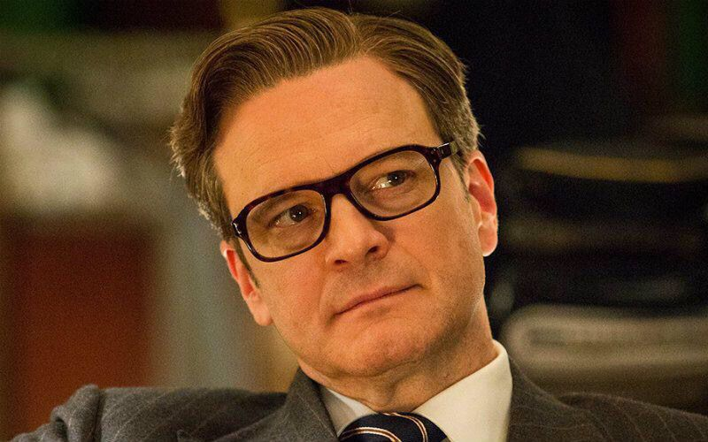Kingsman: The Secret Service #ColinFirth