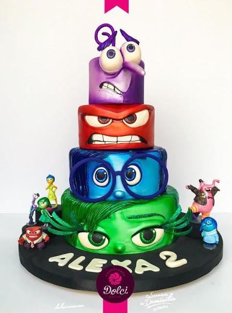 15 Tortas de Disney asombrosas | Más Chicos | Cocina | Pinterest ...