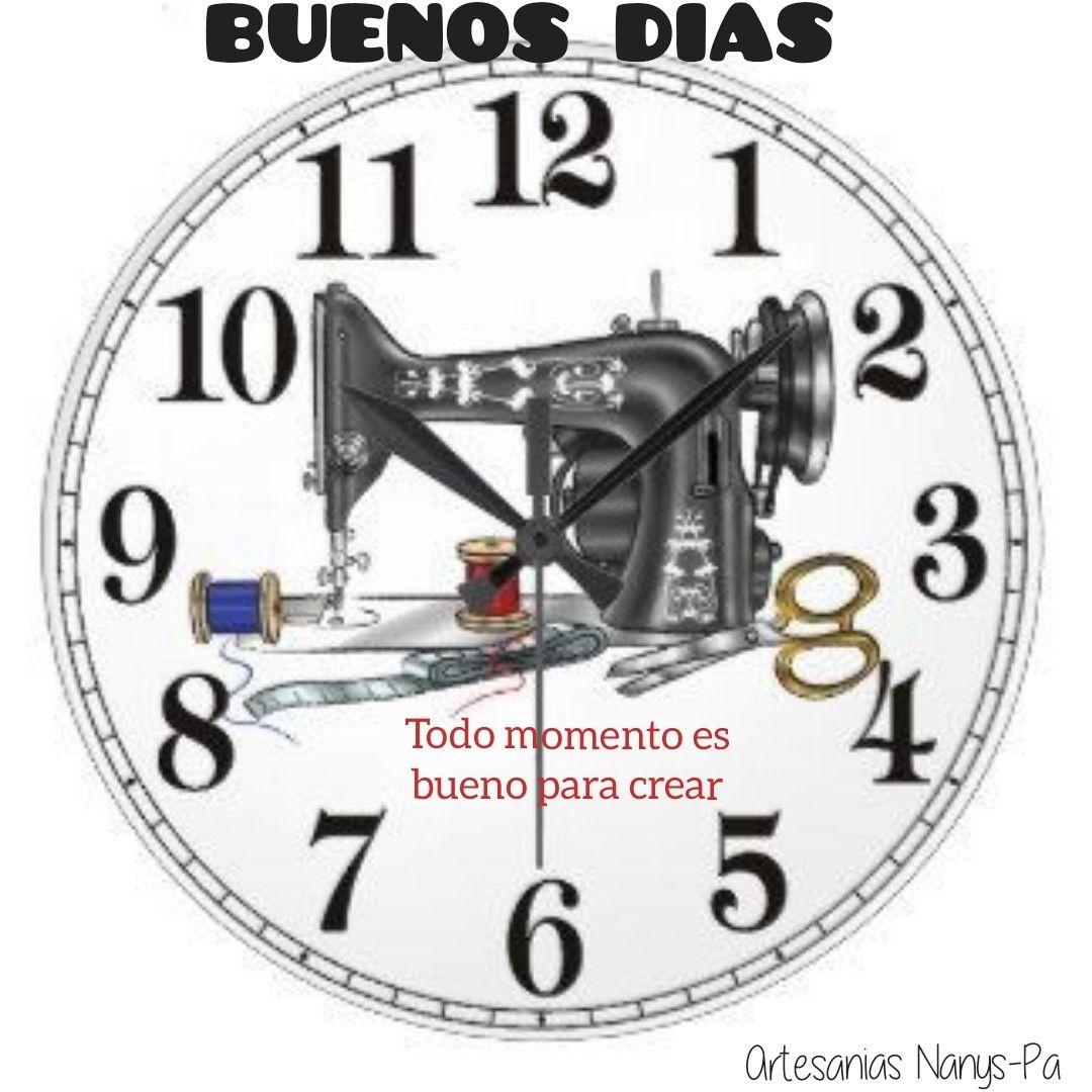 Pin De Artesanias Nanys Pa En Buenos Días Dibujos En Vidrio Caras De Reloj Relojes De Pared