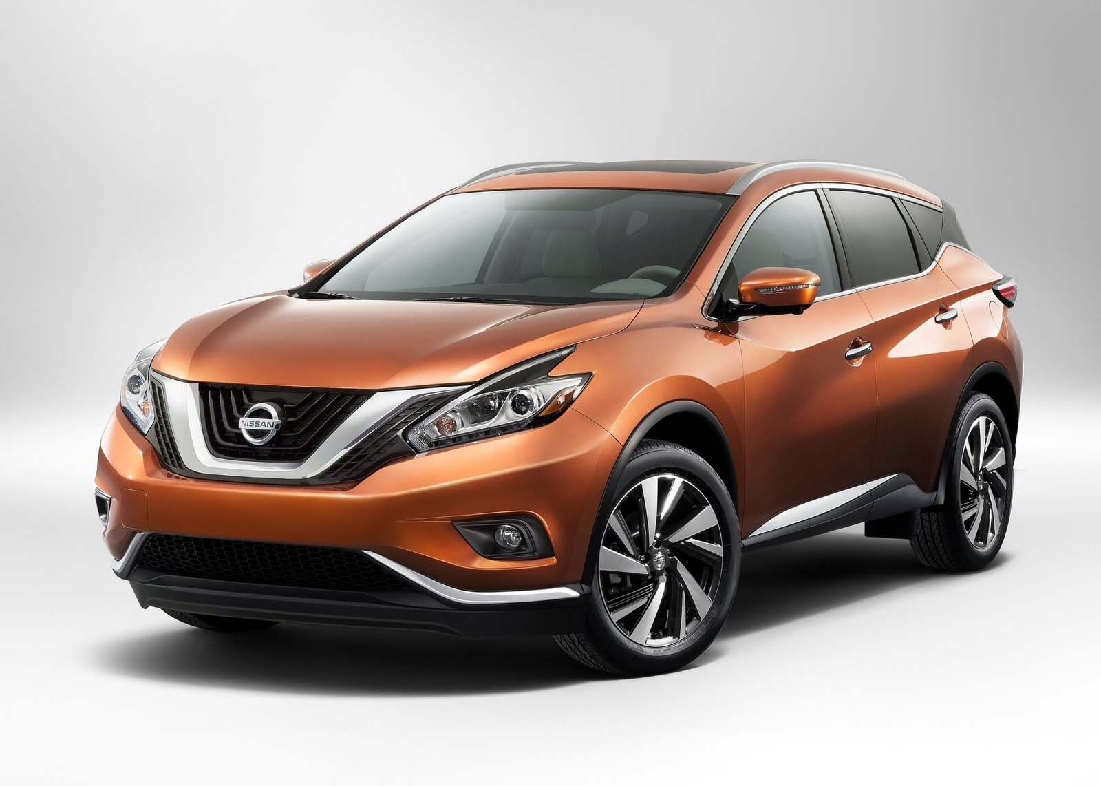 AllNew 2015 Nissan Murano (With images) Nissan murano