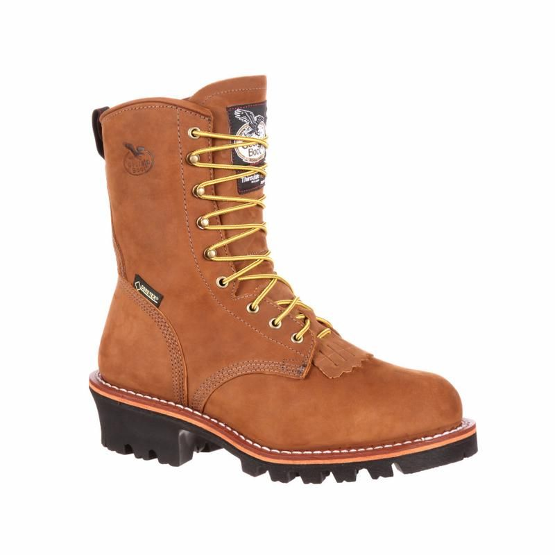 Georgia Boot G9382 Steel Toe GORE-TEX® Waterproof Insulated 8