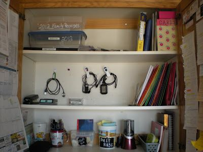 Organizing family stuff