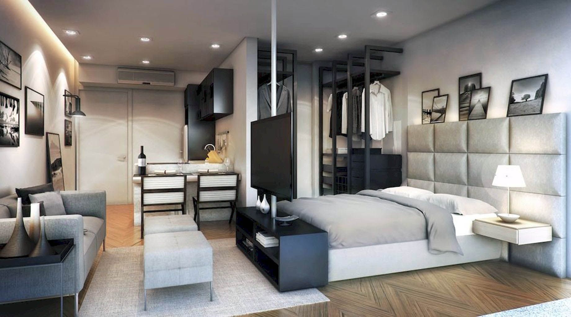 Ways To Decorate A 1 bedroom apartments under 500 in