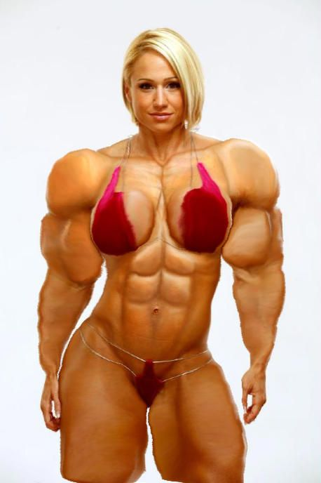 Awesome Female Body Building Pictures picture #female #body #building