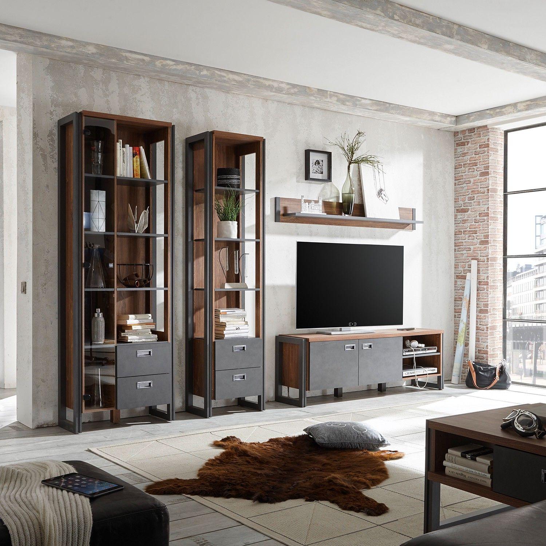 Regal Marton I  Wohnen, Wohnzimmerschränke, Wohnzimmermöbel