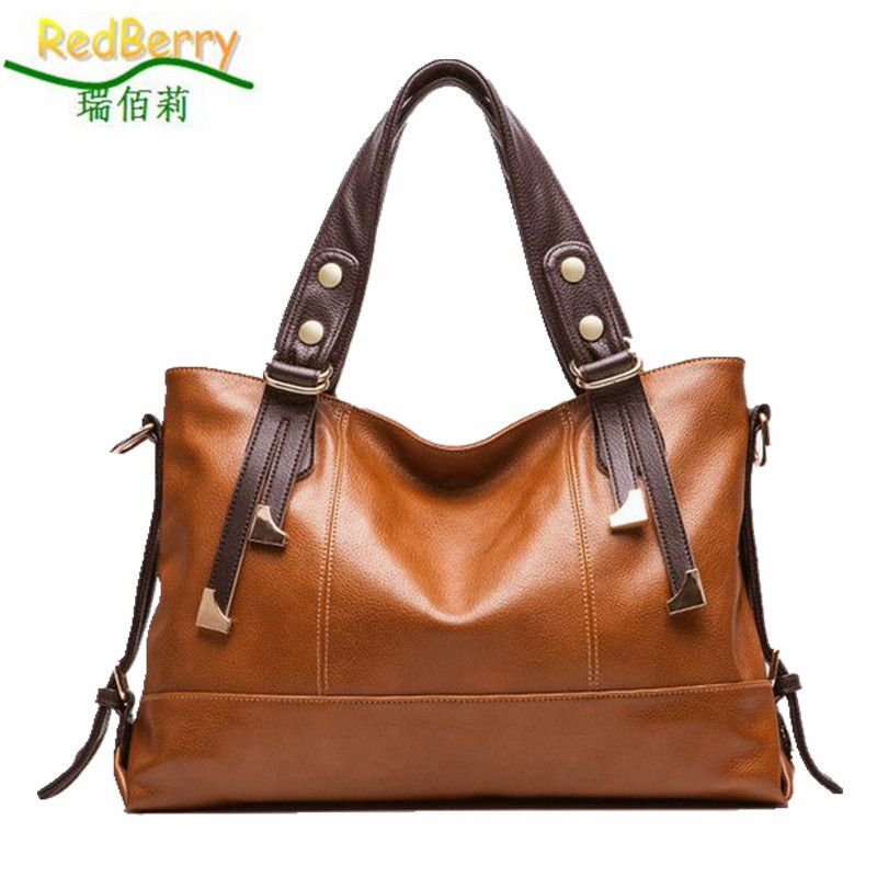 Handbags 3 New Women Handbag Genuine Leather Bag Lichee Pattern ...