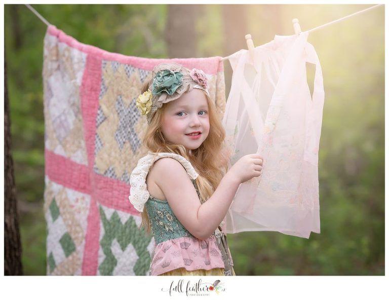 Child Photography Tulsa