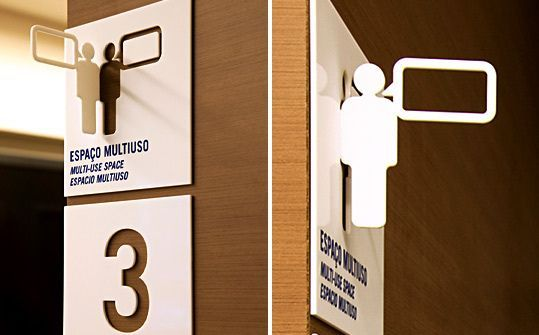 internal signage ideas - Google Search | SIGNAGE | Pinterest ...