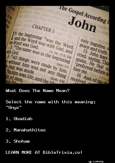 Pin by BibleTrivia co on Meaning of Bible Names | Bible